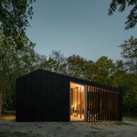 Загородный дом на острове Тексел (Нидерланды). Проектная организация: Orange Architects