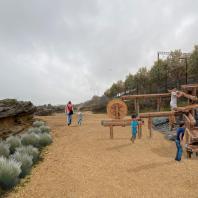 Концепция благоустройства набережной «Лунный берег» в Махачкале. Консорциум под лидерством ООО «Студия Камиль Цунтаев»