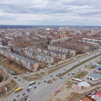 Фотофиксация объектов капитального ремонта фасадов жилых домов серии 1-335 в Индустриальном районе г. Ижевска