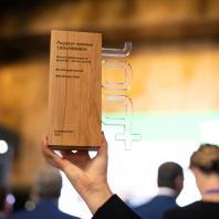 Церемония награждения лауреатов премии 100+ AWARDS 2021