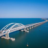 АО «Институт Гипростроймост – Санкт-Петербург»   Крымский мост. Транспортный переход через Керченский пролив