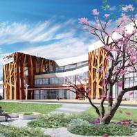 АО «Государственный специализированный проектный институт», Новосибирский филиал   Онкологический амбулаторно-диагностический центр