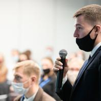 Второй день VII Международного форума и выставки 100+ TechnoBuild (Екатеринбург - 21.10.2020)