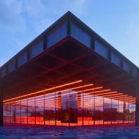 Виктор Сердобинцев - Neue National Gallery