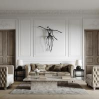 Дмитрий Ревякин - London apartment