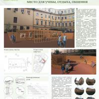 Конкурсный проект «Оформление рекреационных зон отдыха в университете». 2018 г. Код проекта: 290795