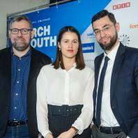 ArchYouth-2020: Александр Змеул (archspeech), Екатерина Троц (Shueco), Олег Манов (Futura Architects)