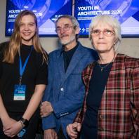 ArchYouth-2020: Екатерина Семина (ННГАСУ), Константин Савкин и Лаура-Анна Гострем («Архитектурный вестник»)