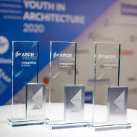 ArchYouth-2020: стелы победителям III сезона ArchYouth