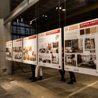 Выставка работ конкурса «АРХпроект»-2019