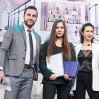 Церемония награждения победителей архитектурно-художественного конкурса «Атмосфера Профи 2019». 30 ноября 2019 г.