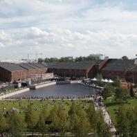 "МФК ""Новая Голландия"" / WORK Architecture Company"