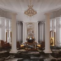 Проект инсталляции. Евгений Болотный, «Bolotny Architecture & Design»