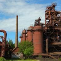 Демидовский завод в Нижнем Тагиле (Свердловская область)