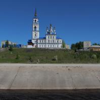 Церковь Петра и Павла в Североуральске (Свердловская область). 1767-1798 гг.