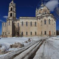 Троицкая церковь в Гусе-Железном (Рязанская область). 1802-1868 гг.