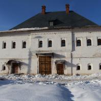Палаты купцов Канонниковых в Гороховце (Владимирская область). XVII век.