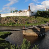 Кремль в Верхотурье (Свердловская область)