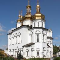 Собор Троицкого монастыря в Тюмени. 1708-1715 гг.