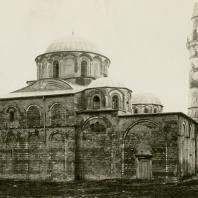 Н.И. Брунов. Монастырь Хора (Кахрие-Джами). Турция, Стамбул. 1924