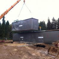 Build School 2018: Работы по возведению модульных зданий