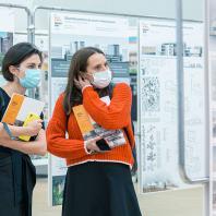 Итоги конкурса Build School Project 2020. Центральный Доме архитектора, Москва. 12 ноября 2020 г.