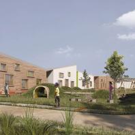 Бронзовый диплом Build School Project 2020: Инновационный детский сад для сельской местности. Волгоградская область. Проектная организация: ООО «Архитектурная компания «АКВК и Партнеры»