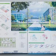 Проект центральной районной больницы проектной мощностью на 400 коек. ООО «ЮНК проект», г. Москва
