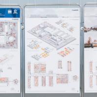 Проект центральной районной больницы проектной мощностью на 400 коек. ООО «Архитектурное бюро «Студия 44», г. Санкт-Петербург
