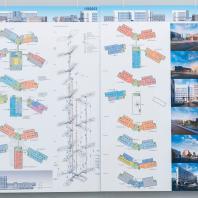 Проект центральной районной больницы проектной мощностью на 400 коек. ООО «Кортэкс Медика», г. Москва
