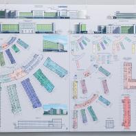 Проект центральной районной больницы проектной мощностью на 400 коек. ООО «Темп-Проект», г. Санкт-Петербург