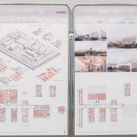 Проект центральной районной больницы проектной мощностью на 240 коек. ООО «Архитектурное бюро «Студия 44», г. Санкт-Петербург