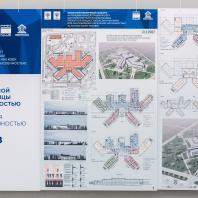 Проект центральной районной больницы проектной мощностью на 80 коек. АО «ГИПРОЗДРАВ», г. Москва