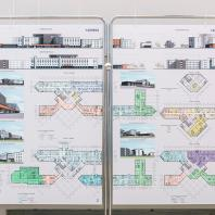 Проект центральной районной больницы проектной мощностью на 80 коек. ООО «Темп-Проект», г. Санкт-Петербург