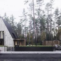 Лучшая работа мая 2019: Andre Burbela. KOZYN cottages
