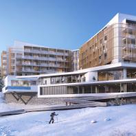 Лучшая работа октября 2019: Максим Рымша. Premier Resort Hotel