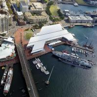 Cox Architects: Australian National Maritime Museum, Sydney, New South Wales