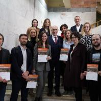 Финальное заседание жюри Всероссийского конкурса на разработку концепций архитектурного облика образовательных учреждений в Республике Дагестан