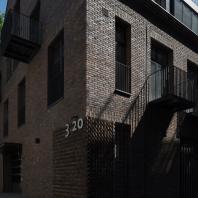 «Рассвет LOFT* Studio 3.20». Архитектурная группа ДНК, (Москва)