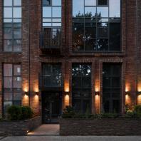 «Рассвет LOFT* Studio 3.34». Архитектурная группа ДНК, (Москва)