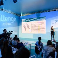 Дизайн-конкурс одного дня Roca One Day Design Challenge. 2018 г. Брифинг