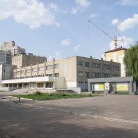 Дворец культуры в г. Воронеж (до реконструкции)