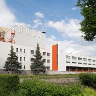 Дворец культуры в г. Воронеж (после реконструкции)