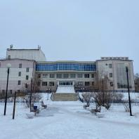 Дворец культуры в г. Якутск