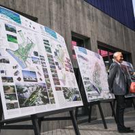 Архитектурный фестиваль «Эко-Берег 2019». Уфа. 22.08.2019