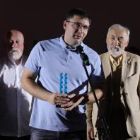 Награждение победителей конкурсной программы фестиваля «Эко-Берег». Ульяновск, 21 августа 2021 г.