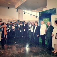 Открытый архитектурно-градостроительный конкурс «Регенерация промышленной прибрежной морской зоны города Баку под общественные пространства». 24 сентября 2016 года