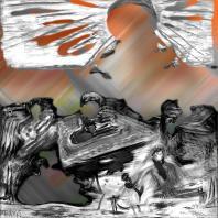 Выставка современного искусства «ОКО» в Музее Востока