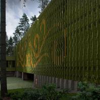 «Золотой Трезини 2019». Лучший построенный частный дом / «Дом-мост скользящего света» (Финляндия), Ingmar Architects