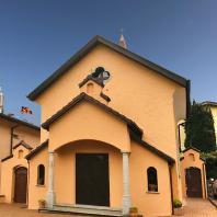 Реконструкция церкви по православным канонам (кантон Тичино, Швейцария)
